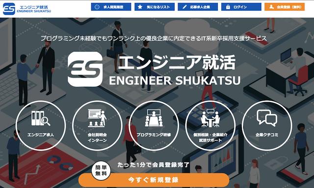 エンジニア就活(サイト)