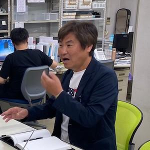 有限会社GIMIX 代表取締役 岡田麻樹さん